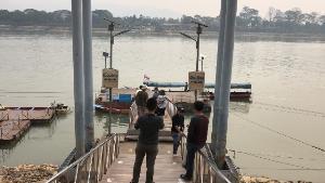พิษโควิด-19! น้ำโขงตอนบนแทบร้าง ท่องเที่ยวทรุดยาว คนจีนหาย-ลาวขยายเวลาปิดกาสิโน