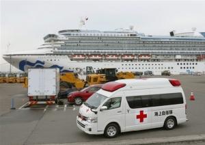 แฉ! อเมริกากดดันญี่ปุ่นให้กักตัวผู้โดยสารเรือสำราญ หวั่นแพร่เชื้อถ้ารับกลับประเทศ