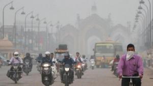 """นิวเดลี รั้งแชมป์ """"เมืองหลวงอากาศแย่ที่สุดในโลก"""" สองปีซ้อน"""