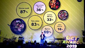 'เก็ท' ลุยเพิ่มพาร์ทเนอร์ SMEs หวังเป็นออนไลน์แอปฯ สั่งอาหารที่ครองใจผู้ใช้