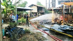 ครูพิจิตรวอนบริจาคคนละ 30 บาท ช่วยลูกศิษย์บ้านถูกไฟไหม้-14 ชีวิตไร้ที่ซุกหัวนอน