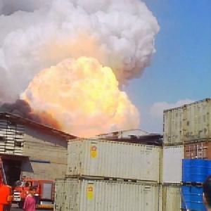 ยังจำได้ไหม..สารเคมีระเบิดที่ท่าเรือคลองเตย ตาย ๔๓ ป่วย ๑,๗๐๐! อีก ๑๐ ปียังพบเป็นมะเร็ง!!