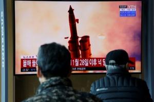 """In Clip: กองทัพเกาหลีใต้ประกาศ """"เปียงยาง"""" ยิงวัตถุที่ไม่สามารถระบุได้แนววิถีโค้ง 2 ลูก เป็นครั้งแรกของปี 2020"""
