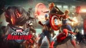 """MARVEL Future Revolution"" เกมมือถือ RPG ใหม่ล่าสุดจากเน็ตมาร์เบิ้ล"