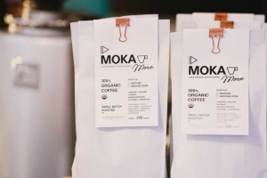 """ชวนคอกาแฟดื่มด่ำกาแฟรสดี ที่ """"MOKA: Muse of Kaffeine Addicts"""""""