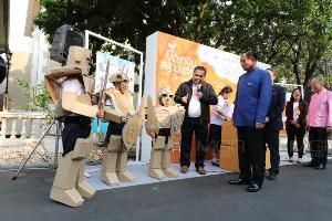 """""""ประยทุธ์"""" ฝากเด็กไทยใช้เวลา """"ปิดเทอมสร้างสรรค์"""" ระวังร่วมกิจกรรมที่มีคนจำนวนมาก"""