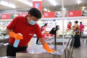 แม็คโครยกระดับป้องกันไวรัสโควิด-19 ใส่ใจสุขภาพลูกค้า ดูแลความปลอดภัยสินค้า