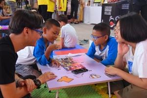ระบบการศึกษาเป็นเหตุ! เด็กไทยยุค 4.0 มีเวลาเล่นอิสระไม่ถึง 60 นาทีต่อวัน