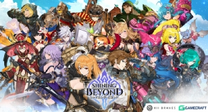 """Shining Beyond"" เกมมือถือสไตล์อนิเมะจ่อเปิดให้บริการในไทยมีนาคมนี้"