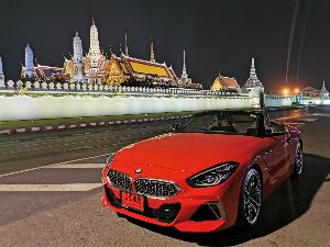 BMW Z4 M40i  หนึบเร้าใจแบบไร้หลังคา
