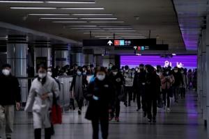 จีนกังวลซ้ำพบผู้ติดเชื้อไวรัสโควิด-19ขาเข้าจากต่างแดนมากขึ้นเรื่อยๆ