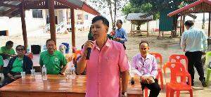 ข่าวลวงโลกทำป่วน! ชาวพิจิตรตื่นข่าวฝนเหลืองพัดจากจีนไม่ยอมเก็กกักน้ำไว้ใช้หลังฝนตก
