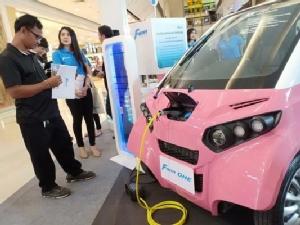 """อนาคตตลาดรถยนต์มุ่งสู่รถไฟฟ้า 100% """"ญี่ปุ่น-อเมริกา-ยุโรป"""" รุกขยายฐานการผลิต"""