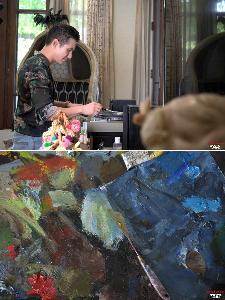 ความรัก โรคซึมเศร้า และงานศิลปะของ 'พงศกร  มหาเปารยะ'