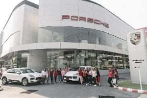 ปอร์เช่ จัดกิจกรรม Porsche x Ladies media ลองรถหลากรุ่น