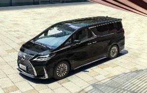 """โตโยต้า เปิด """"Lexus LM""""    ลักซ์ชัวรี่ แวน หรูสมราคา 5.5-6.5 ล้านบาท"""