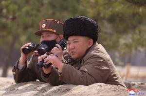 In Pics: จัดไปอย่าให้เงียบ!! สื่อโสมแดงโชว์ภาพ 'ผู้นำคิม' คุมทดสอบขีปนาวุธพิสัยใกล้