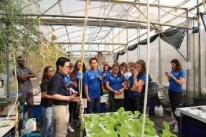 นักศึกษาทุนนายกรัฐมนตรีนิวซีแลนด์ เข้าเยี่ยมชมภาคธุรกิจการเกษตรไทย