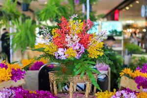 ถูกใจคนรักดอกไม้ เซ็นทรัลฯ ชวนชอปกล้วยไม้ 1 ล้านช่อช่วยเกษตรกรไทย
