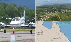 เครื่องบินเล็กตกในออสเตรเลีย เสียชีวิต 5 ราย