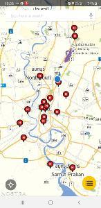 NOSTRA Map เพิ่มสถานพยาบาล บริการตรวจไวรัส COVID-19 เป็น 35 จุด