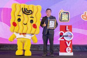 """""""มาม่า"""" ครองใจผู้บริโภคอันดับ 1  คว้ารางวัล """"2020 Thailand's Most Admired Brand"""""""