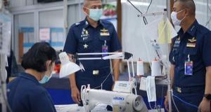 ผบ.ทอ.แต่งเพลงให้กำลังใจ คนไทยสู้ภัย COVID-19 (ชมคลิป)