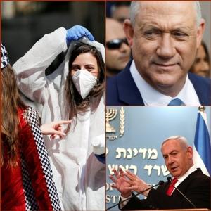 "In Clip: หัวหน้าฝ่ายค้านอิสราเอล ""เบนนีย์ แกนต์ซ"" ได้เสียงสนับสนุนจัดตั้งรัฐบาลชุดใหม่ ทำเอาเนทันยาฮูวูบ"