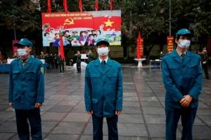 เวียดนามร้องประชาชนทุกคนสวมหน้ากากในที่สาธารณะ หลังผู้ติดเชื้อเพิ่มเป็น 60 คน