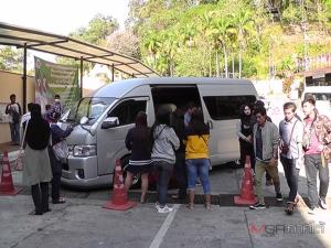 แรงงานไทยเดินทางกลับบ้าน หลังทางการมาเลย์สั่งปิดประเทศ 14 วัน หวั่นโควิด-19 ลุกลาม