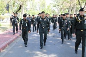 กองทัพสำรวจสายการแพทย์ระดมพลสู้โควิด-19 ทัพไทยออก 11 มาตรการเข้ม