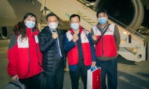 บุญคุณไม่ลืม จีนส่งทีมแพทย์ช่วยอิตาลี ตอบแทนร่วมกู้ภัยแผ่นดินไหวเสฉวน