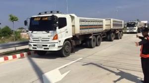 ไทยเร่งคัดเลือกผู้ประกอบการขนส่งสินค้าผ่านแดนตามโควตาข้อตกลงอาเซียน