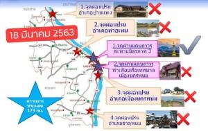 """มหาดไทยแจ้งจังหวัดชายแดนออกมาตรการ """"ปิดช่องทาง-จุดผ่านแดน"""" ชั่วคราว รับมือโควิด-19 ขั้นรุนแรง"""