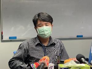ผู้ตรวจฯ ลุยรง.ผลิตหน้ากากอนามัยรายใหญ่ ย่านนนทบุรี