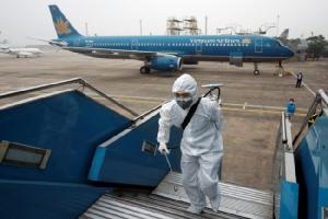 เวียดนามแอร์ไลน์สยกเลิกเที่ยวบินระหว่างประเทศทั้งหมดถึง 30 เม.ย.