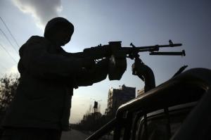 กองกำลังความมั่นคงอัฟกันยิงกันเองตาย 24 ศพ คาดถูกแทรกซึม