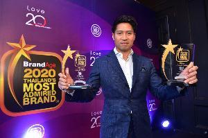 """""""สิงห์"""" กวาด 4 รางวัลจากเวที 2020 Thailand's Most Admired Brand"""