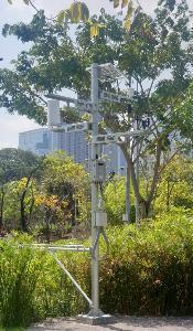 ติดตั้งระบบเซนเซอร์เพื่อการจัดการน้ำในอทยาน 100 ปีจุฬาฯ