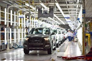 ฟอร์ด แจง หยุดการผลิตโรงงานในไทยพร้อมกลุ่มนานาชาติ เริ่ม 27 มีนาคม นี้ เหตุโควิด -19