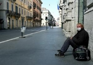 """ยอดตายโควิด-19 ในอิตาลีพุ่งคืน แต่พบสัญญาณแห่งความหวัง """"ล็อกดาวน์"""" ได้ผล"""