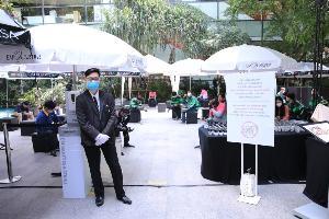 ดิ เอ็มโพเรียม-ดิ เอ็มควอเทียร์ร่วมมือกับ 27 ร้านอาหารและเครื่องดื่มส่งถึงบ้าน