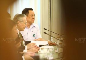 """""""อนุทิน"""" ลั่นไม่ให้ต่างชาติเข้าไทย เชื่อทุกอย่างดีขึ้นหลังใช้ พ.ร.ก.ฉุกเฉิน ขอไม่สุงสิงกัน 3 สัปดาห์"""