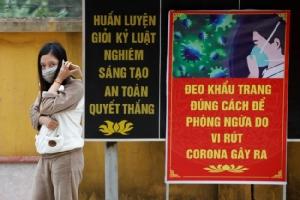 ยอดผู้ติดเชื้อโควิดในเวียดนามพุ่งต่อเนื่อง ยอดสะสมล่าสุด 141 คน