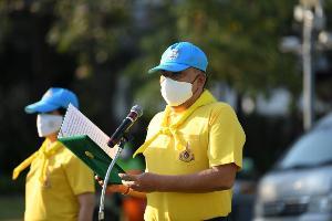 กทม. Big Cleaning สวนสาธารณะ 39 แห่งทั่วกรุง ป้องกันโควิด-19 แพร่ระบาด