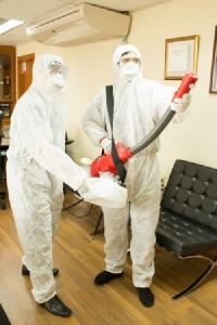 เอสซีจีส่งบริการพ่นฆ่าเชื้อลดความเสี่ยงจากเชื้อไวรัส เริ่มต้นเพียง 2,500 บาท/ครั้ง
