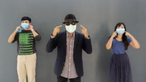 """ครู-นร.เสิงสาง โคราชทำ MV เพลง """"ส่งแรงใจสู้ไปด้วยกัน (โควิด-19)"""" ให้กำลังใจคนในชาติฝ่าวิกฤตโรคร้าย"""
