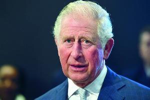 เจ้าฟ้าชายชาร์ลส์ มกุฎราชกุมารแห่งอังกฤษ