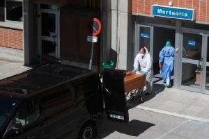สลด!! ห้องฉุกเฉินในสเปนไม่พอรับผู้ป่วยโควิด-19 แพทย์ต้องเลือกให้ใครอยู่ใครตาย