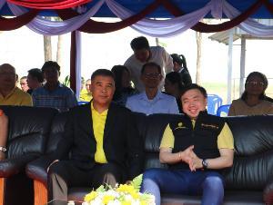 """""""สามารถ"""" ขอประชาชนร่วมใจฝ่าวิกฤตโควิด-19 ยกประเทศไทยเกิดโรคระบาดหลายครั้งแต่ผ่านมาได้"""